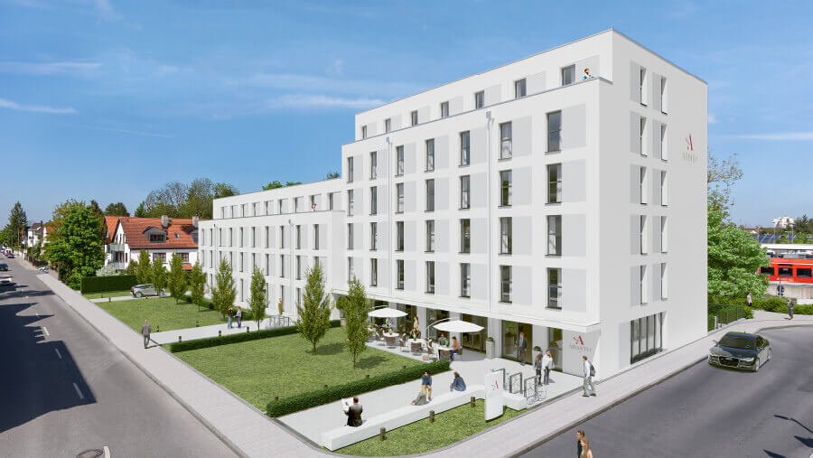 Hotel Muenchen_home